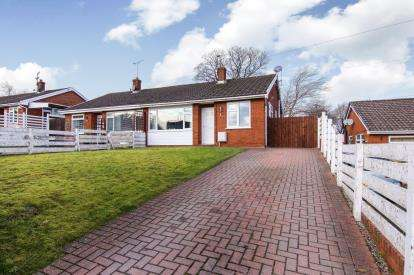 2 Bedrooms Bungalow for sale in Ffordd Beuno, Holywell, Flintshire, CH8