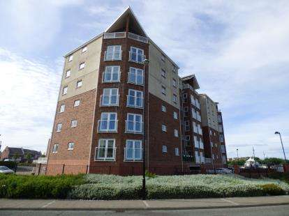 2 Bedrooms Terraced House for sale in Commissioners Wharf, North Shields, Tyne and Wear, NE29