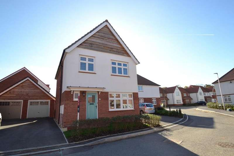 3 Bedrooms Detached House for sale in Farm Close, Roundswell