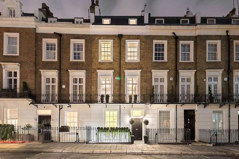5 Bedrooms Terraced House for sale in Trevor Place, Knightsbridge, London, SW7