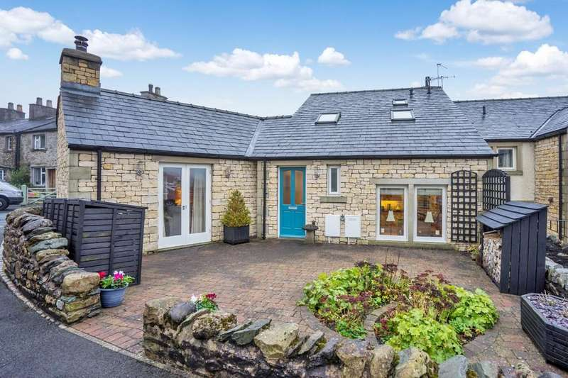 3 Bedrooms Barn Conversion Character Property for sale in Bridge Mews, Ingleton, Carnforth