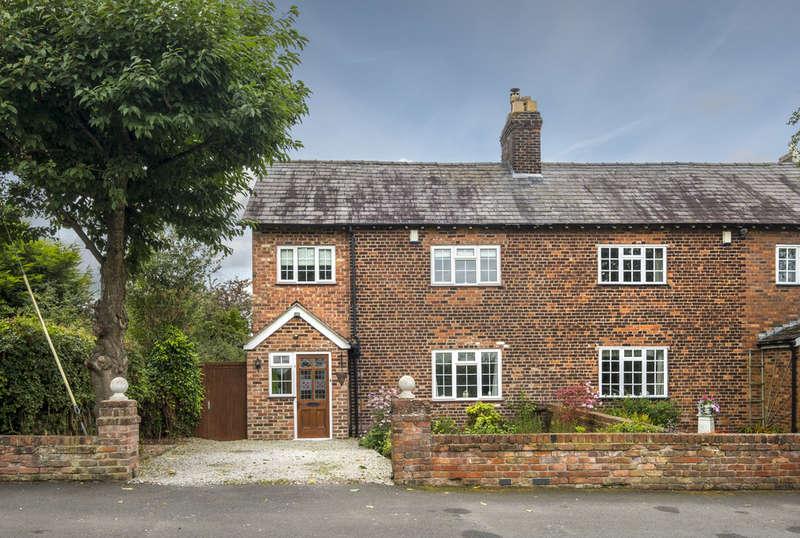 4 Bedrooms Cottage House for sale in Reddish Hall Cottages, Broad Lane, Grappenhall