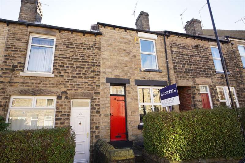 3 Bedrooms Terraced House for sale in Evelyn Road, Crookes, Sheffield, S10 5FE