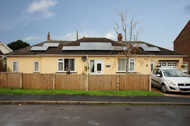 3 Bedrooms Detached Bungalow for sale in Chapel Road, Brigg, South Humberside, DN20 0HW