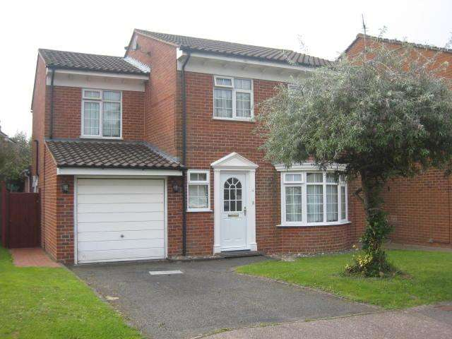 4 Bedrooms Detached House for rent in Gerald Close, Burgess Hill RH15