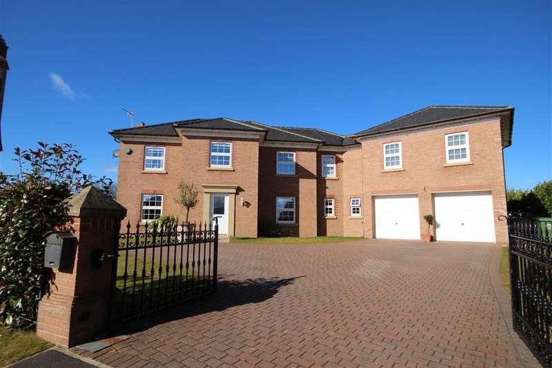 5 Bedrooms Detached House for sale in Kensington Mansions, Wynyard
