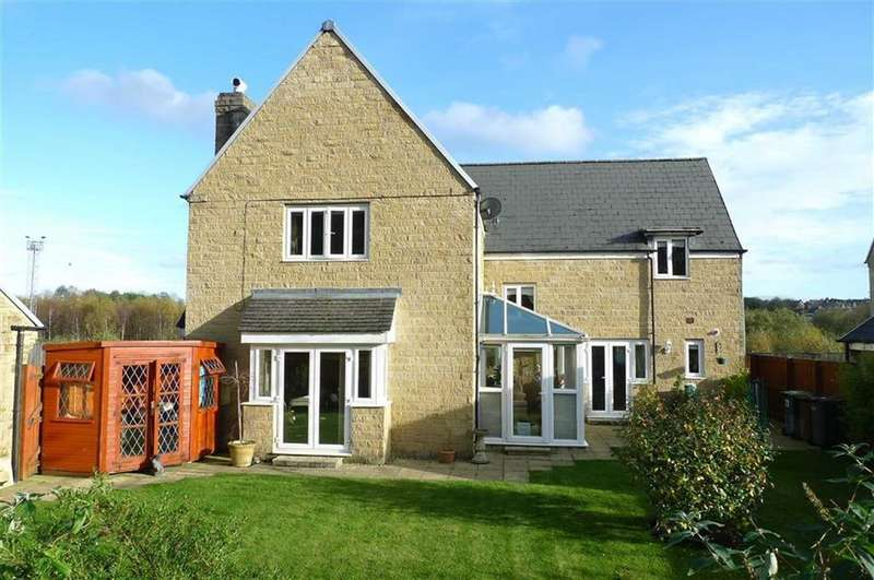 4 Bedrooms Detached House for sale in Hogshaw Drive, Buxton, Derbyshire