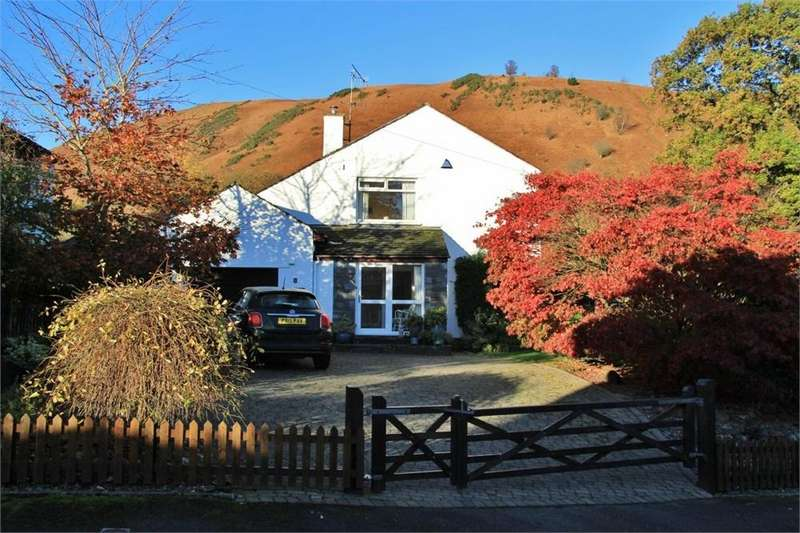 3 Bedrooms Detached House for sale in Oakbank, 1 Coledale Gardens, Braithwaite, Keswick, Cumbria