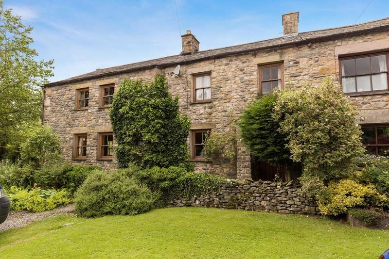 3 Bedrooms Barn Conversion Character Property for sale in Dairy Cottage, High Oaks, Marthwaite, Sedbergh, LA10 5ER