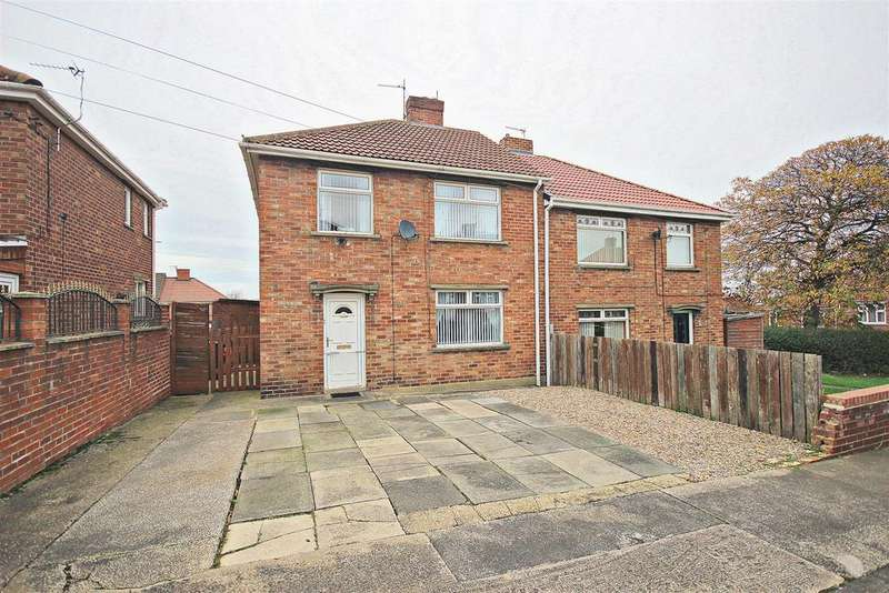 3 Bedrooms Semi Detached House for sale in Ferndene Avenue, Pelton Fell, Chester Le Street