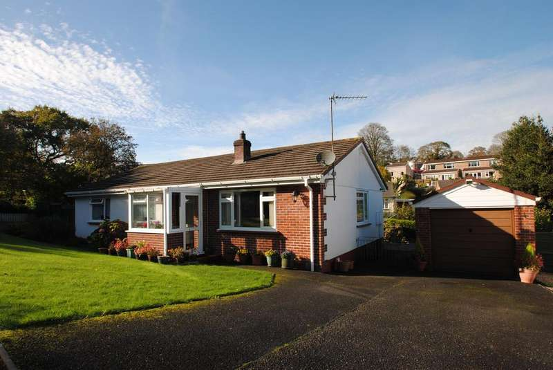 3 Bedrooms Detached Bungalow for sale in Trecarn Close, Launceston