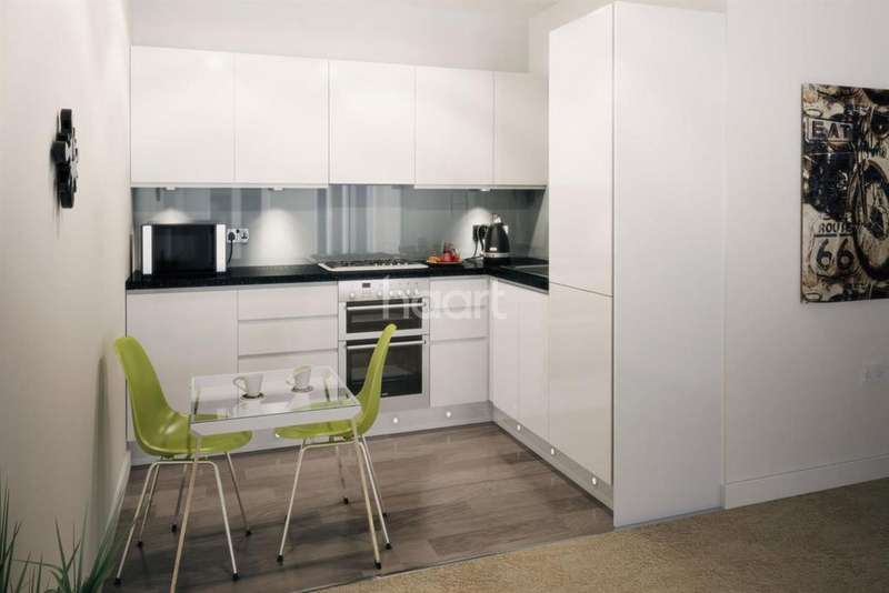 1 Bedroom Flat for sale in Roundstone Mews, Trowbridge