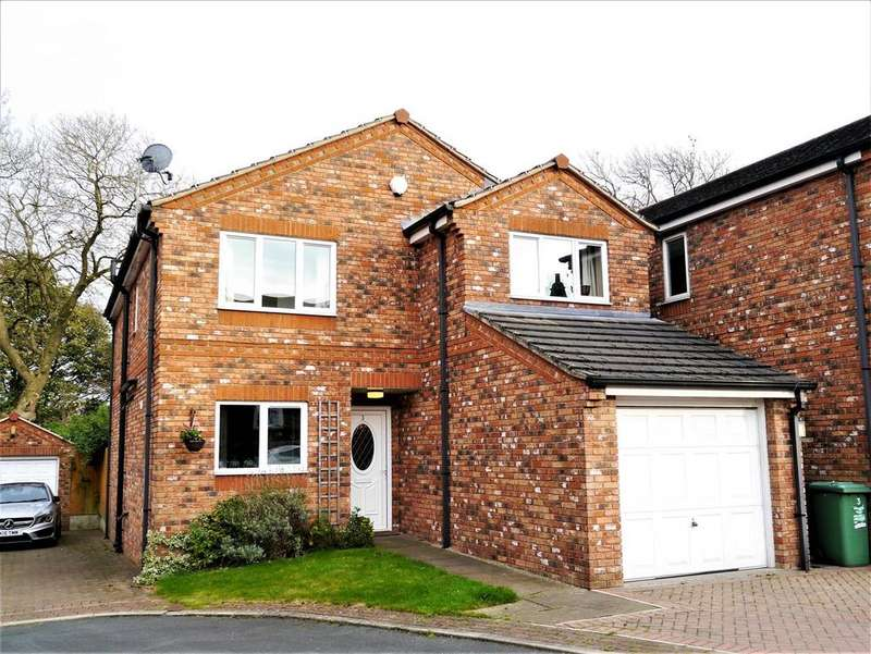 4 Bedrooms Detached House for sale in Chapel View, Gildersome, Morley, LS27 7GS