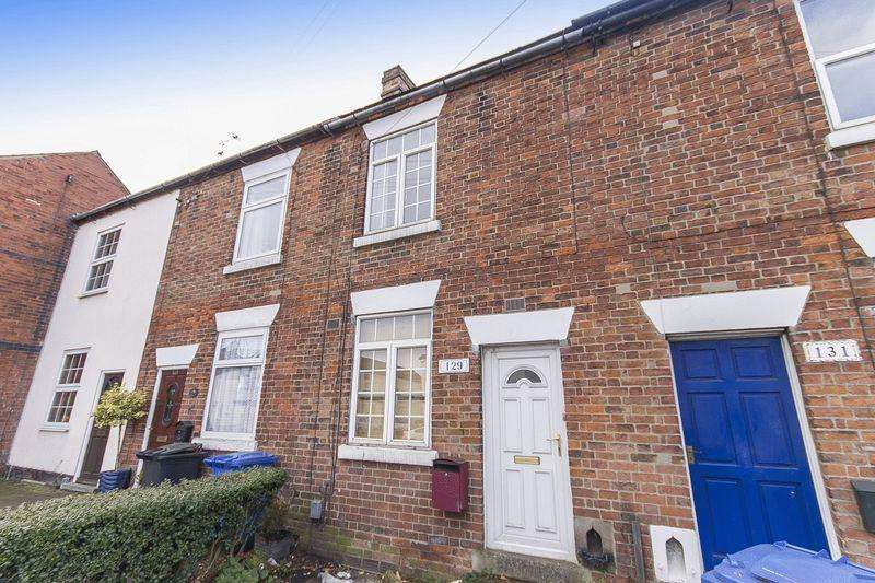 1 Bedroom Terraced House for sale in Ashbourne Road, Derby