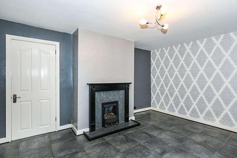 2 Bedrooms Semi Detached House for rent in Coronation Drive, Prescot, L35