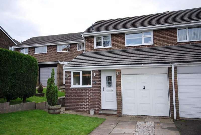 2 Bedrooms Semi Detached House for sale in Clifton Drive, Buxton