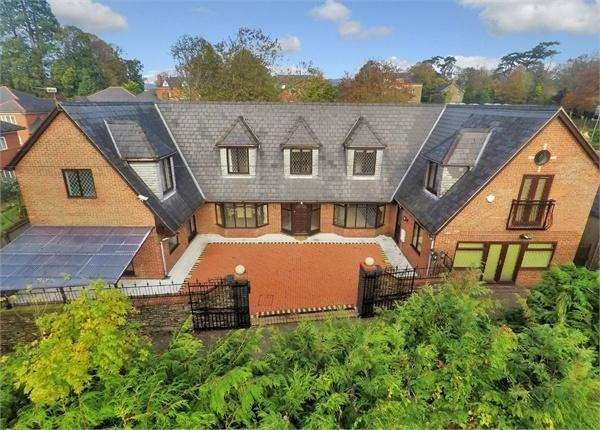 5 Bedrooms Detached House for sale in Station Road, Llanishen, Cardiff