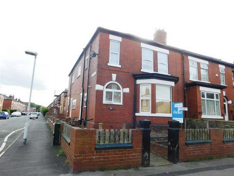 5 Bedrooms Semi Detached House for sale in Bloom Street, Edgeley, Stockport