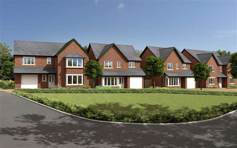 4 Bedrooms Detached House for sale in PLOT 43 The Woodlands, Barrow In Furness, Cumbria