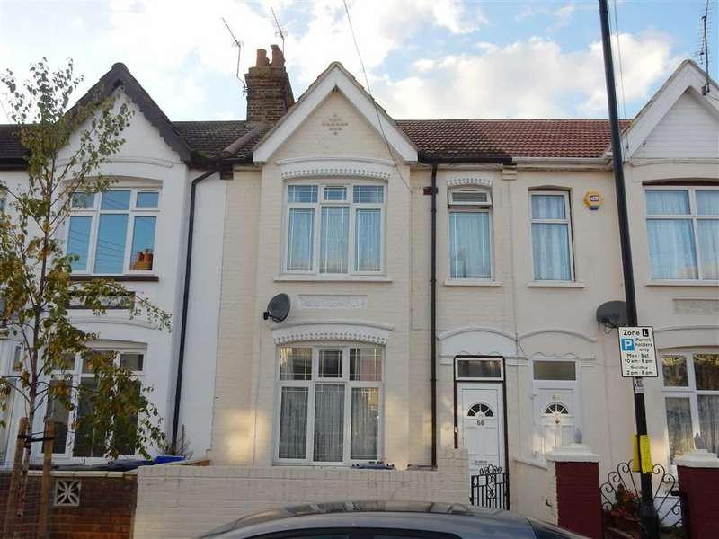 3 Bedrooms Terraced House for sale in Hambrough Road, Southall, Middlesex