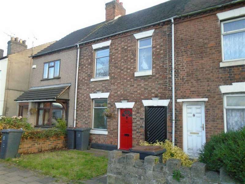 2 Bedrooms Terraced House for sale in Old Hinckley Road, Nuneaton, Warwickshire, CV10