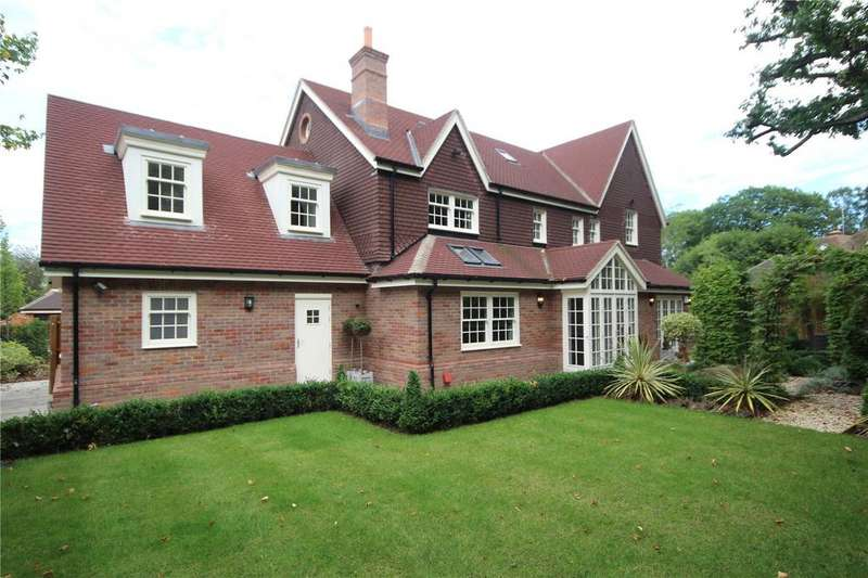 4 Bedrooms Detached House for rent in Brayfield Lane, Chalfont St. Giles, Buckinghamshire, HP8