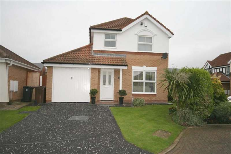3 Bedrooms Detached House for sale in Cheriton Park, Kew, Southport