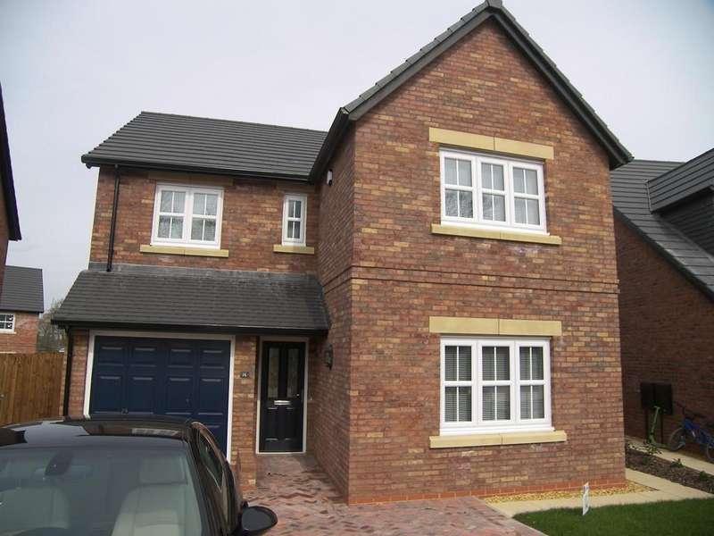 4 Bedrooms Detached House for rent in Old Tarnbrick Way, Kirkham