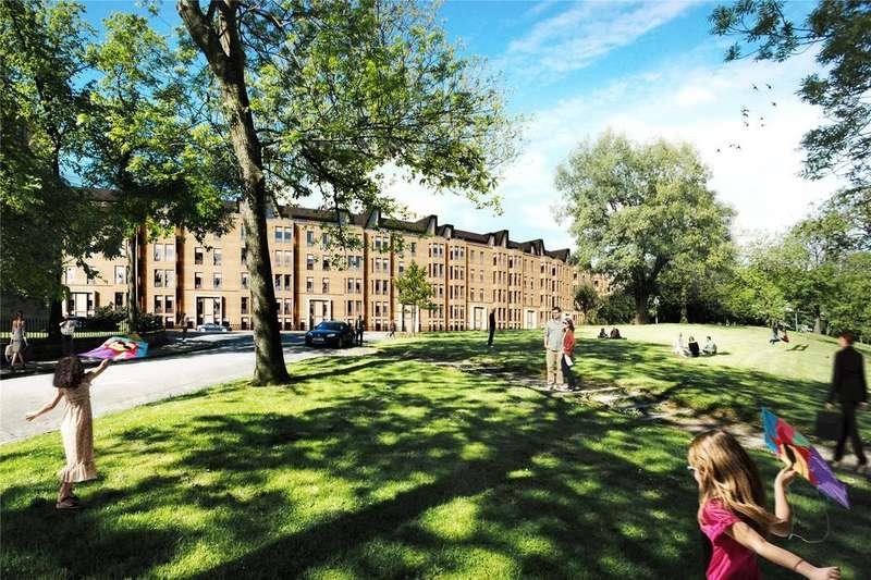 2 Bedrooms Flat for sale in Plot 31, Park Quadrant Residences, Glasgow, G3