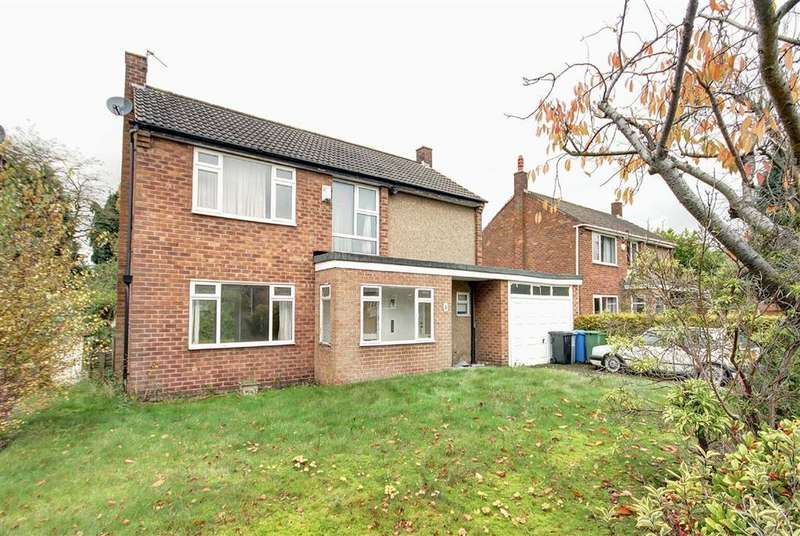 4 Bedrooms Detached House for sale in Haslemere Avenue, Hale Barns, Cheshire