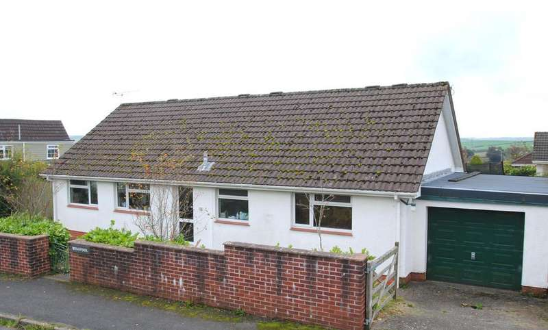 3 Bedrooms Detached Bungalow for sale in Deans Lane, South Molton