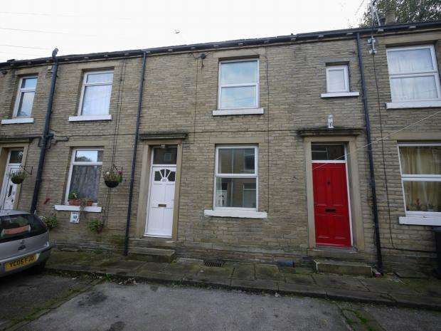 1 Bedroom Terraced House for sale in Harley Place Rastrick Brighouse