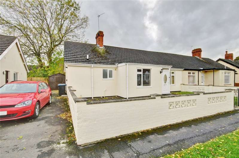 3 Bedrooms Semi Detached Bungalow for sale in Newhouse Avenue, Esh Winning, Durham, DH7