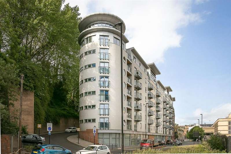 2 Bedrooms Flat for sale in Hanover Street, Quayside, Newcastle upon Tyne