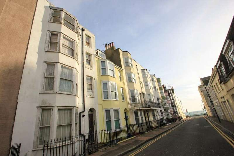 Studio Flat for rent in Bedford Street, Brighton