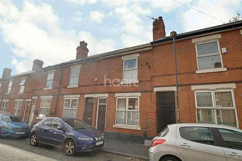 3 Bedrooms Terraced House for sale in Joseph Street, Derby