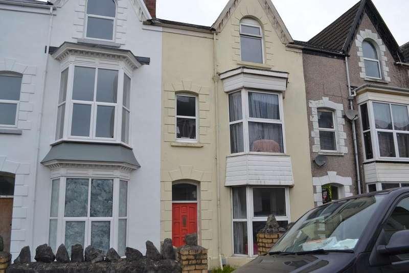 6 Bedrooms Terraced House for rent in Eaton Crescent, Swansea