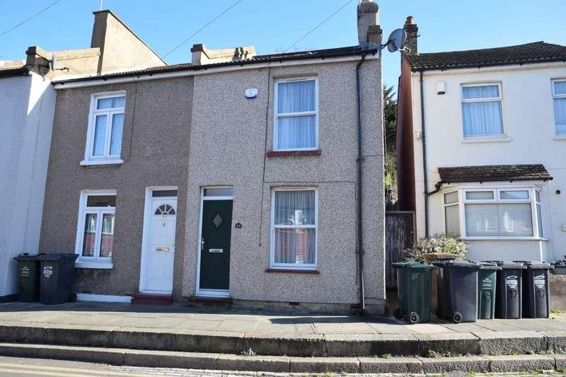 2 Bedrooms Terraced House for sale in Mount Pleasant Road, Dartford, DA1