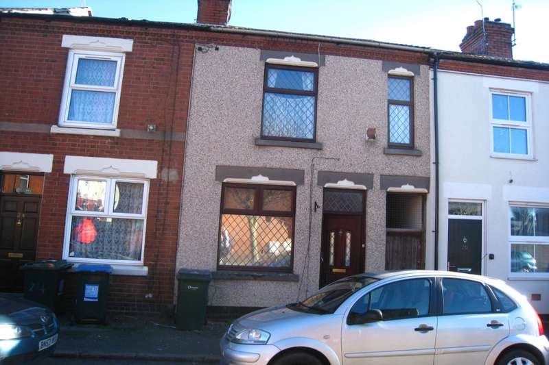 2 Bedrooms Terraced House for sale in Newdigate Road, Coventry, CV6