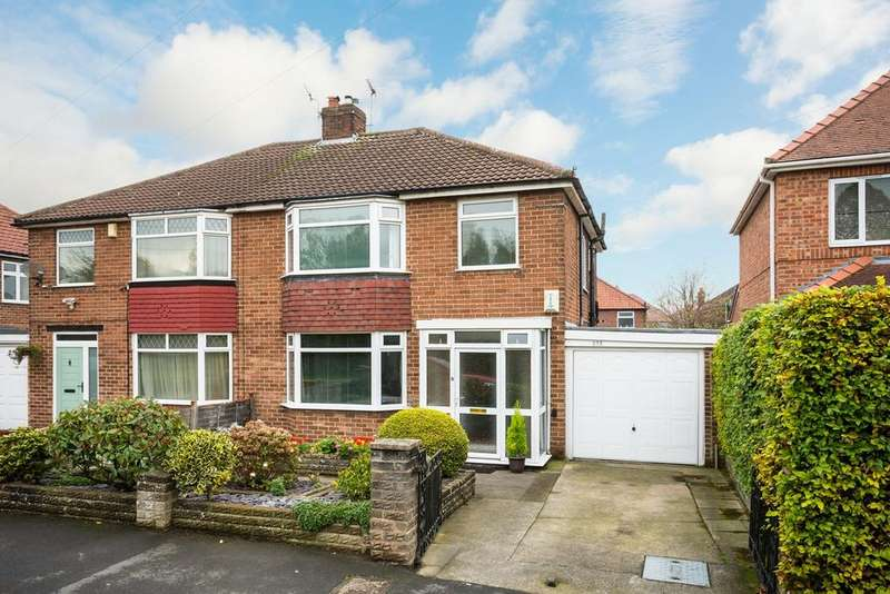 3 Bedrooms Semi Detached House for sale in Shipton Road, York, YO30