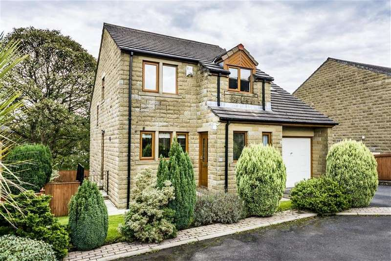 5 Bedrooms Detached House for sale in Royd Mount, Holmfirth, HD9