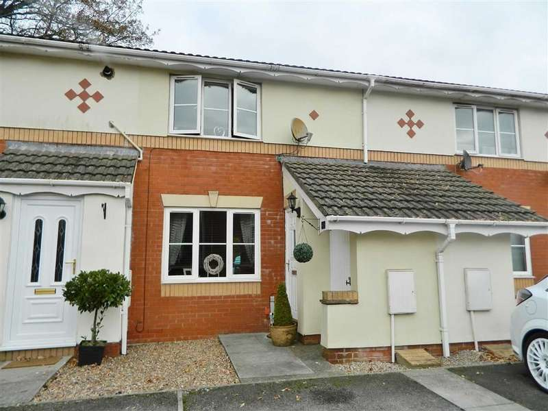 2 Bedrooms Terraced House for sale in Charlotte Court, Townhill