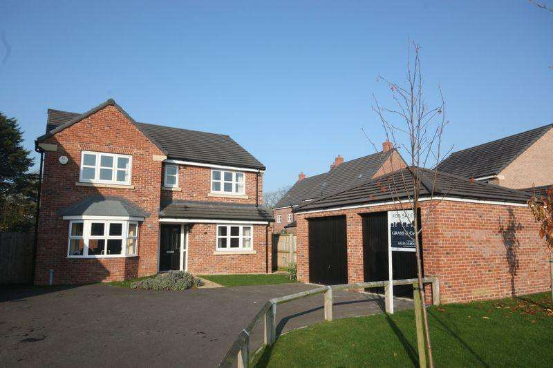 4 Bedrooms Detached House for sale in Robb Street, Pocklington