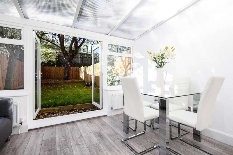 1 Bedroom Flat for sale in Doggett Road, Catford