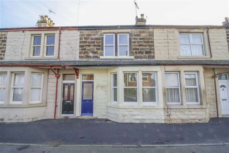 2 Bedrooms Terraced House for sale in Silverfields Road, Harrogate, North Yorkshire