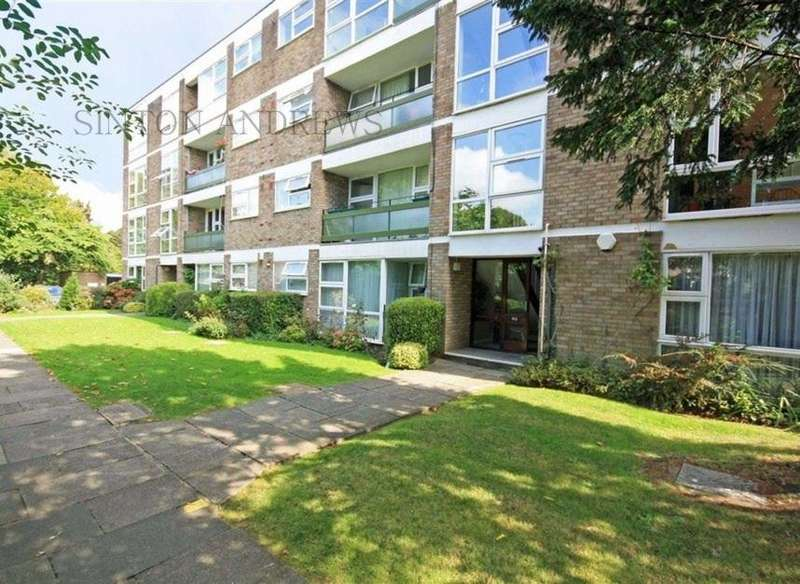 2 Bedrooms Flat for sale in Woburn, Clivedon Court, Ealing, W13