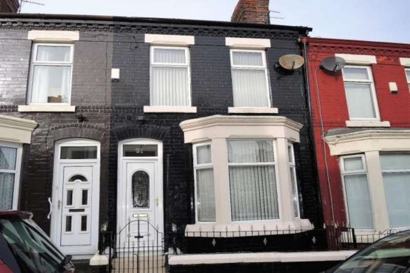 3 Bedrooms Terraced House for sale in Hornsey Road, Liverpool, L4