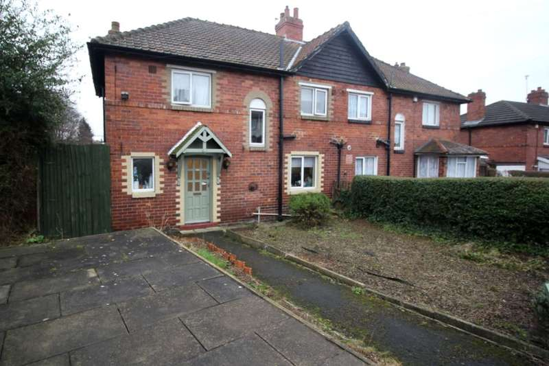 3 Bedrooms Semi Detached House for sale in Poole Road, Leeds, LS15