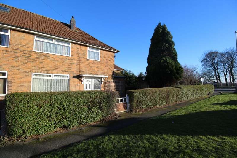 3 Bedrooms Semi Detached House for sale in South Parkway, LEEDS, LS14