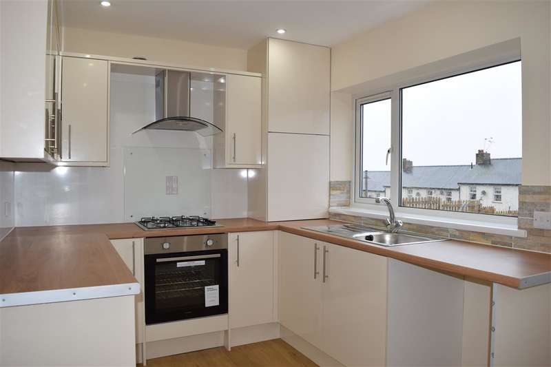 3 Bedrooms Terraced House for sale in Greenwood Terrace, Maryport